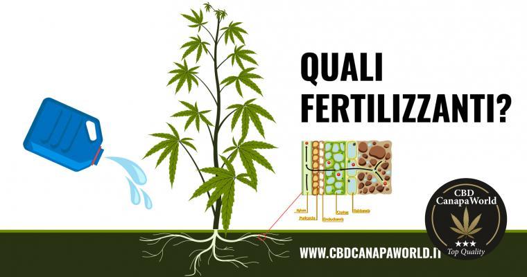 Consigli per il Neofita Parte 3:  Quali fertilizzanti e dove reperirli