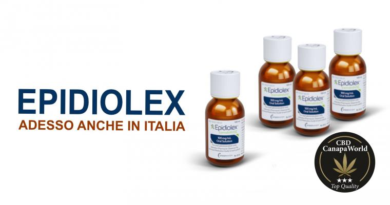Epidyolex Nuovo farmaco a base di Cbd